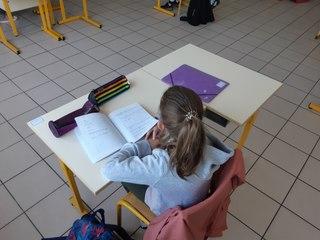 Déconfinement : reprise de l'école à Tomblaine