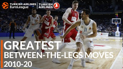Greatest Plays 2010-20: Between-the-legs moves