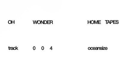 Oh Wonder - Oceansize