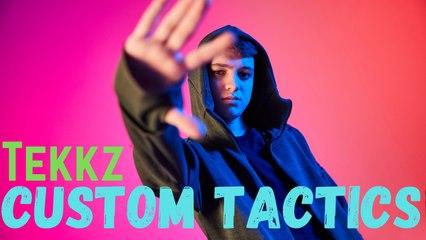 Fnatic Tekzz Custom Tactics!