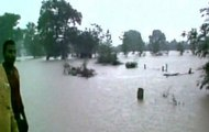 Madhya Pradesh: Torrential rainfall leads to flood-like situation in Neemuch