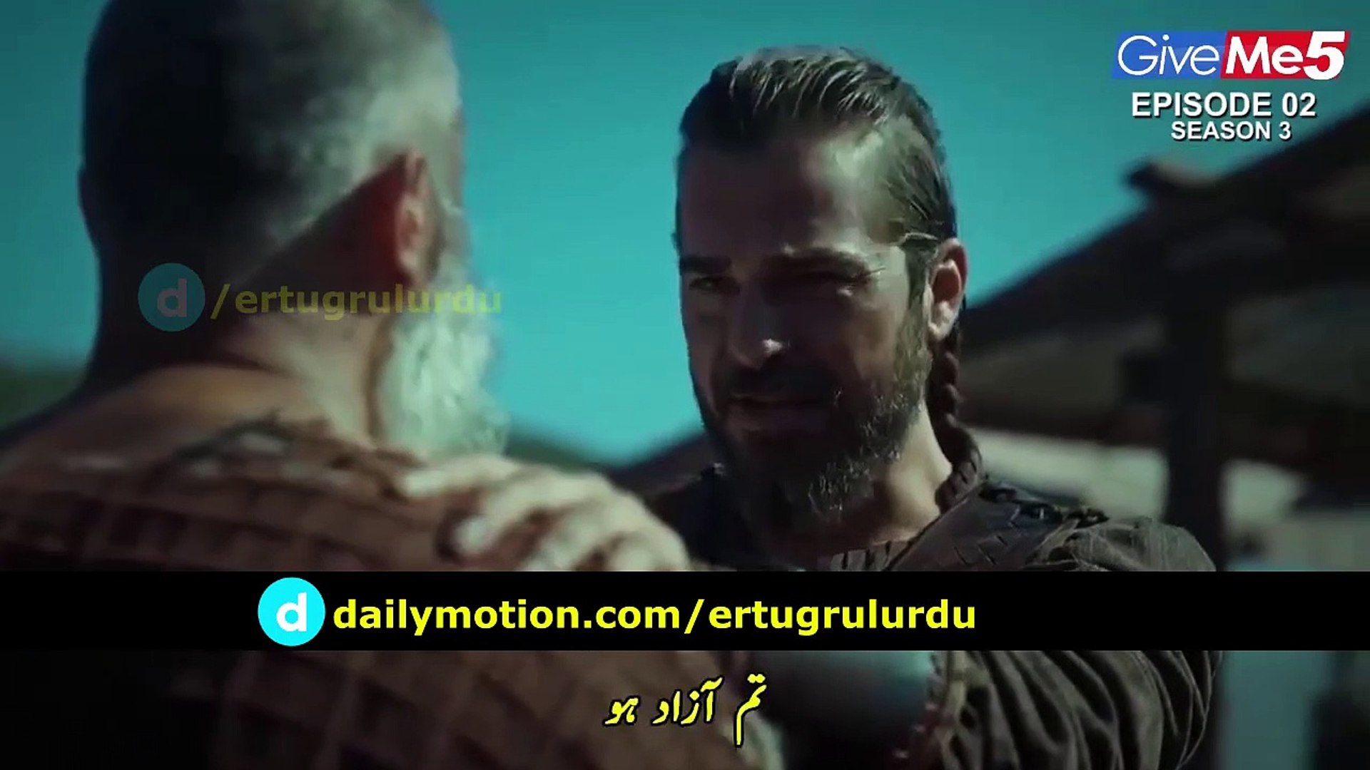 Dirilis Ertugrul Season 3 Episode 2 Urdu Dubbed Turkish TV Drama Watch Online