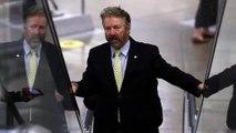 Rand Paul Pushes Back Against Anthony Fauci On Coronavirus Advice