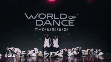 Fraules Team   1st Place Team  Winners Circle  World of Dance Krasnoyarsk Qualifier 2019  #WODKRSK19