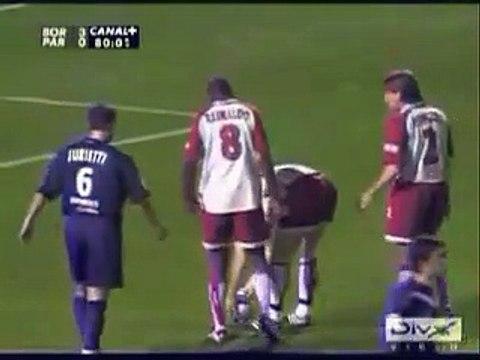 Le jour où Lluboja et Reinaldo se sont disputé un penalty