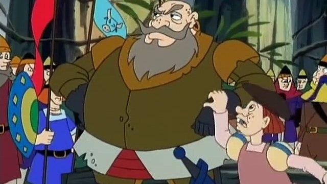 Merlin l'enchanteur - Dessin animé complet en français