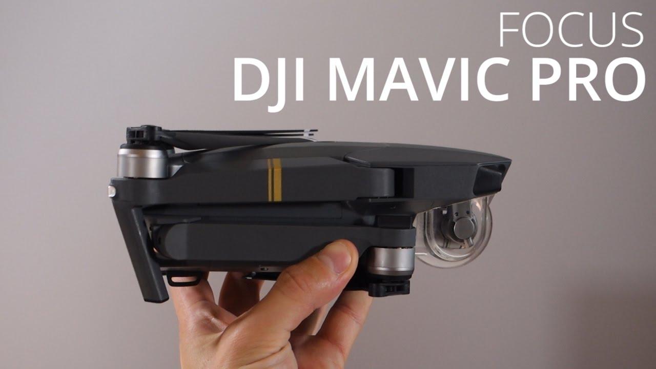 DJI Mavic Pro, premier test du drone repliable et intelligent