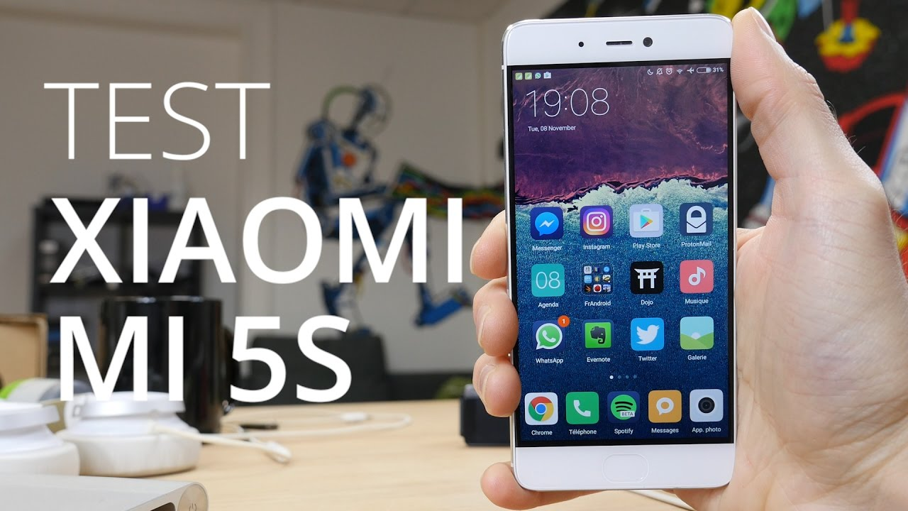 Test du Xiaomi Mi 5s, la bonne alternative au Google Pixel ?