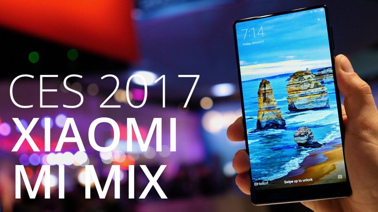 Xiaomi Mi Mix : notre prise en main du smartphone borderless