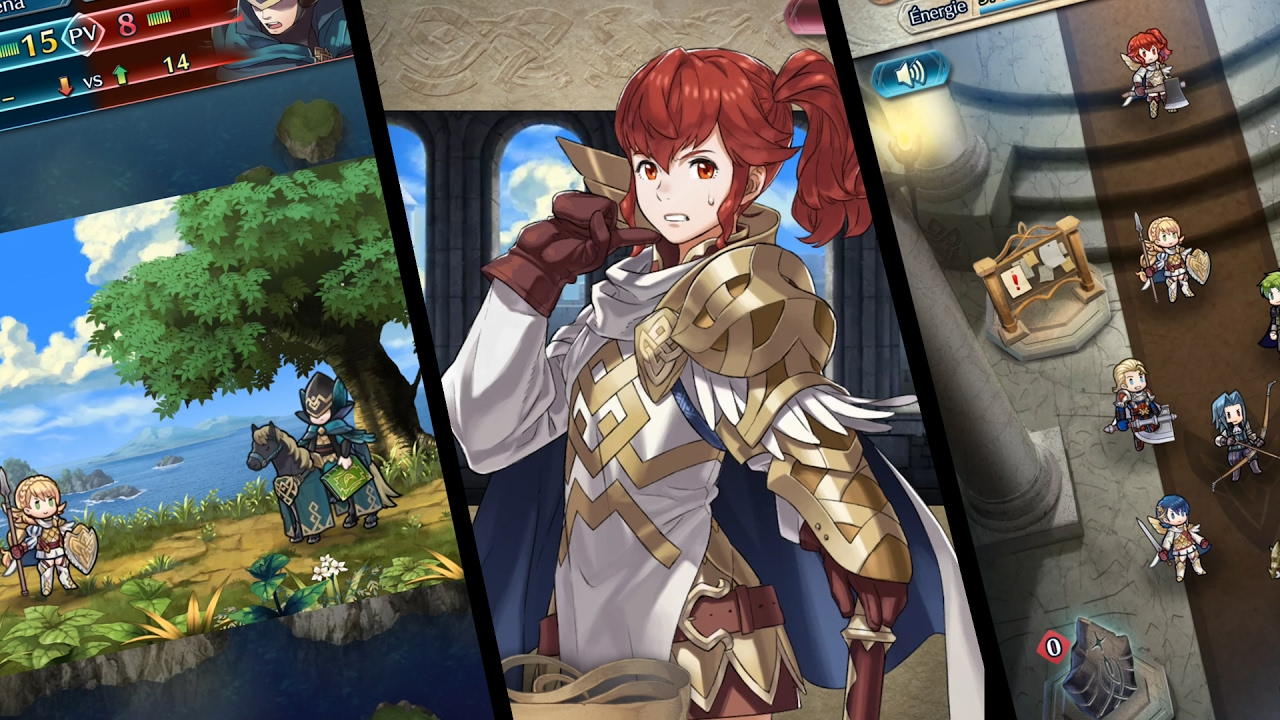 Test de Fire Emblem Heroes : Nintendo a-t-il su adapter sa licence sur Android ?