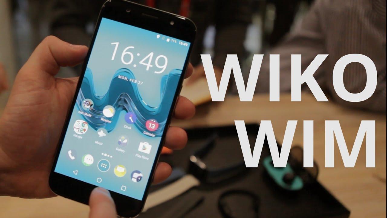 Wiko WiM : nous avons découvert un smartphone ambitieux au MWC 2017