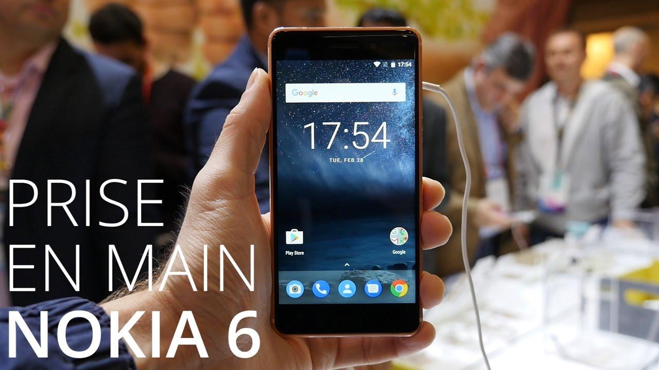 Nokia 6 : Un bon smartphone à petit prix ? MWC 2017