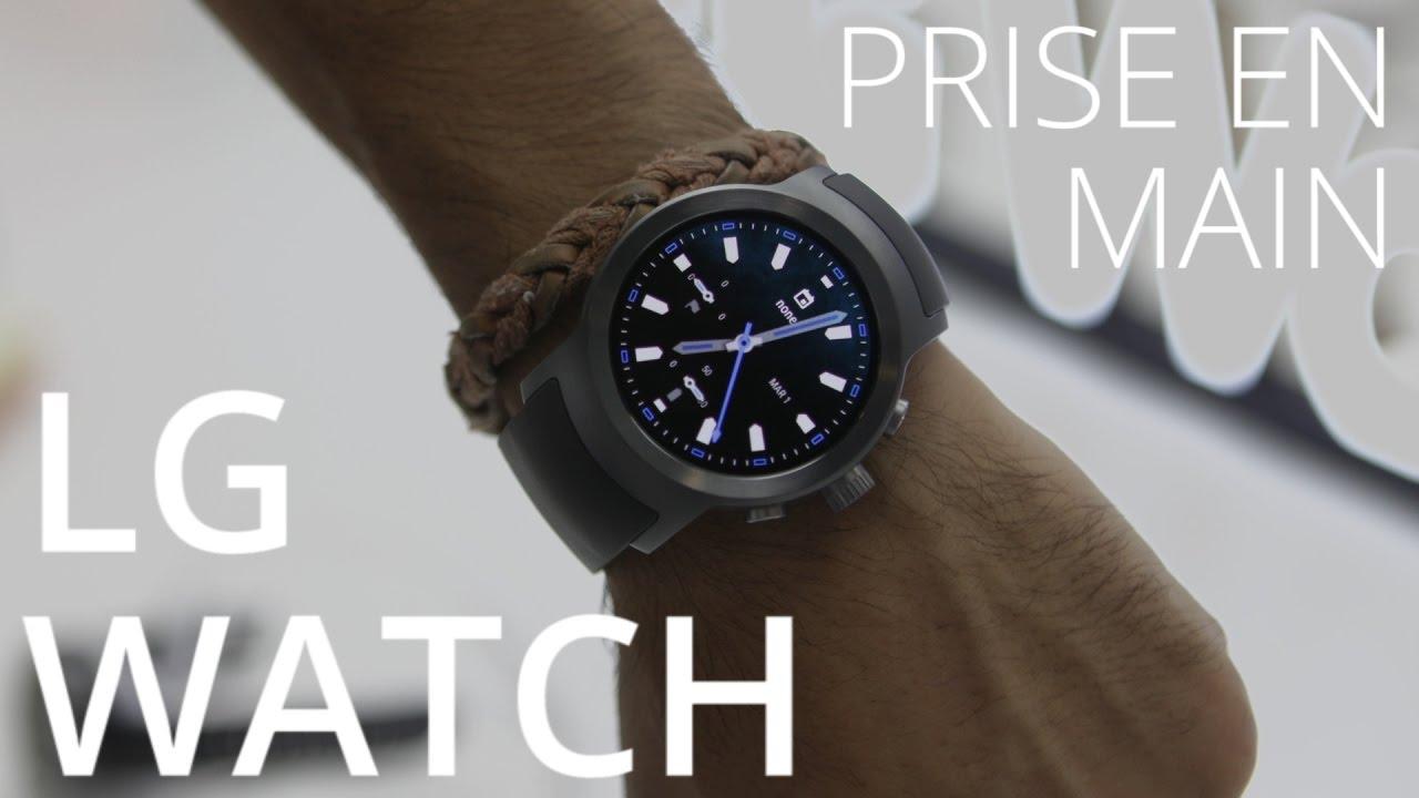 Prise en main des LG Watch Style et Watch Sport au MWC 2017 : l'élégance ou les performances ?
