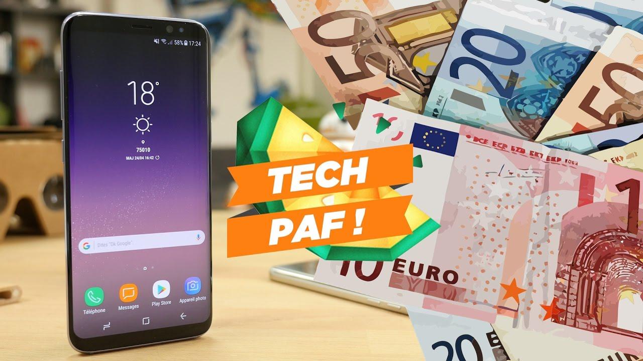 TechPaf #11 : Les smartphones sont-ils plus chers ? Trop chers ?