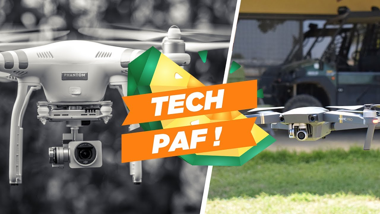 TechPaf #15 : Les drones peuvent-ils devenir un objet « grand public » ?