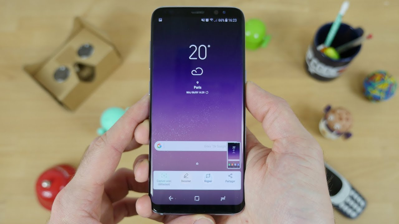 Comment faire une capture d'écran de son smartphone ? Notre petit tuto