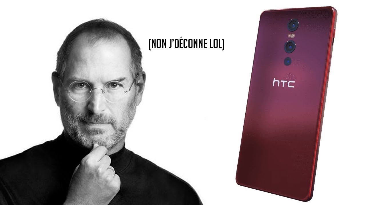 CECI EST UNE RÉVOLUTION (ou pas). Test du HTC U12 + !