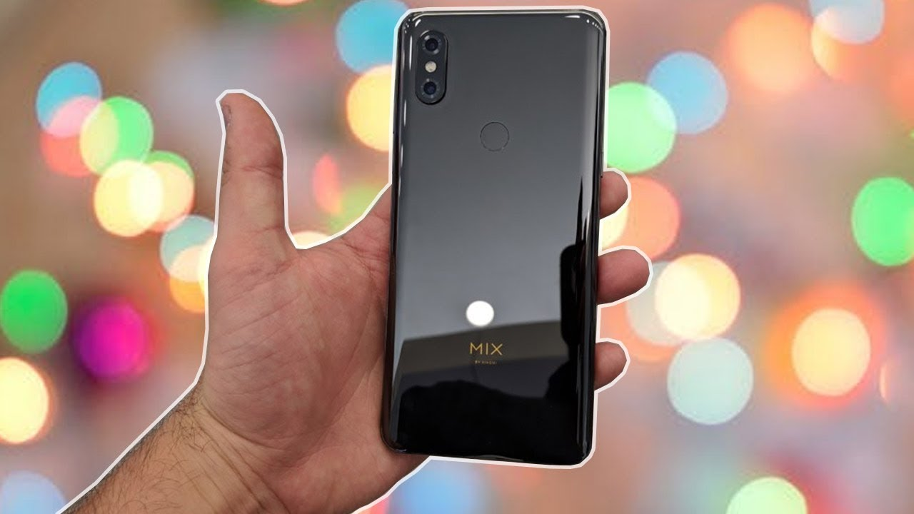 Le XIAOMI MI MIX 3 arrive en FRANCE ! On l'a pris en main pour vous !