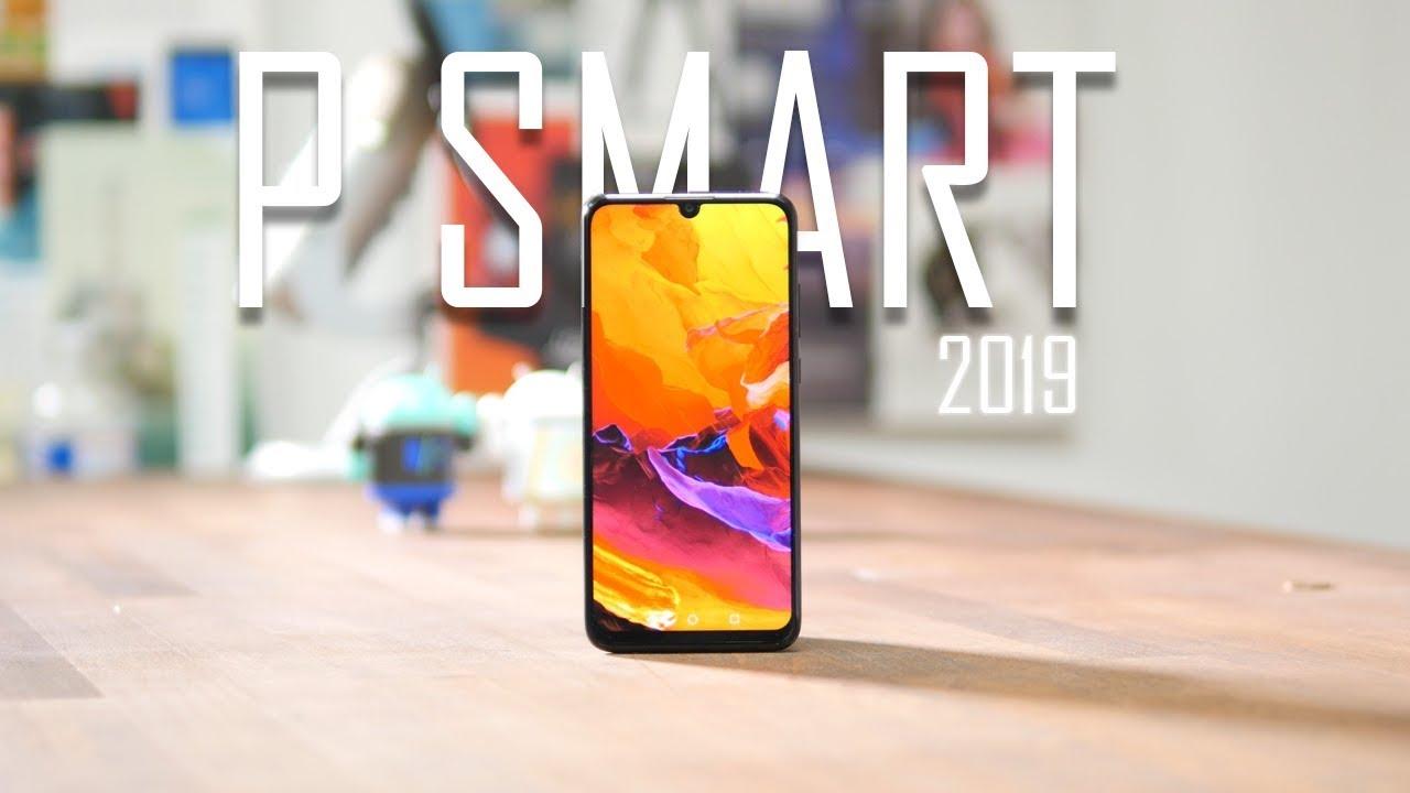 TEST Huawei P Smart 2019 : design et performance à PETIT PRIX !
