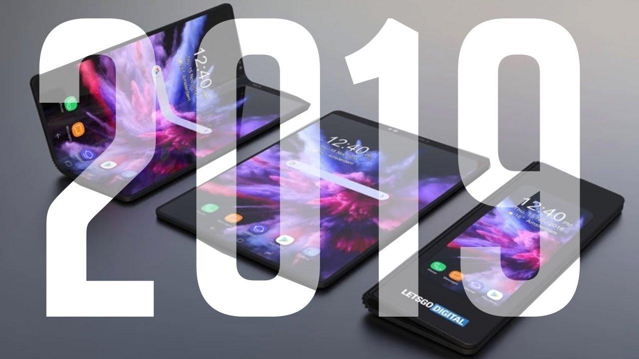 TOP 5 des smartphones à suivre en 2019