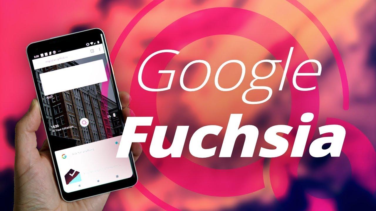 Le SUCCESSEUR d'Android ? Google Fuchsia, on vous dit tout !
