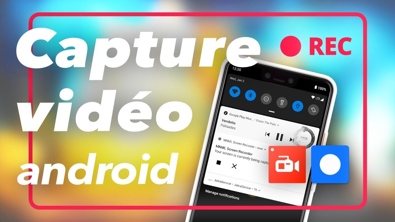 Comment enregistrer l'écran de son smartphone sur Android ? Notre tuto