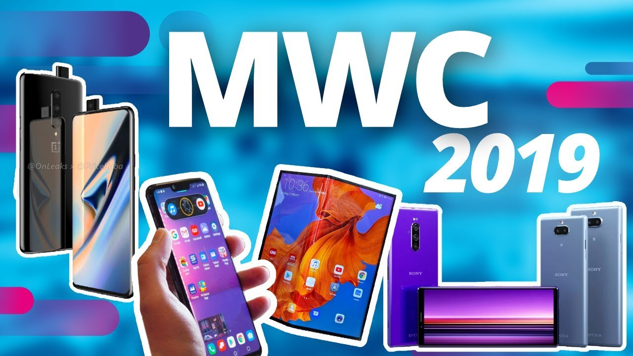 OnePlus 5G, smartphones pliables : ce que vous avez raté au MWC 2019 !