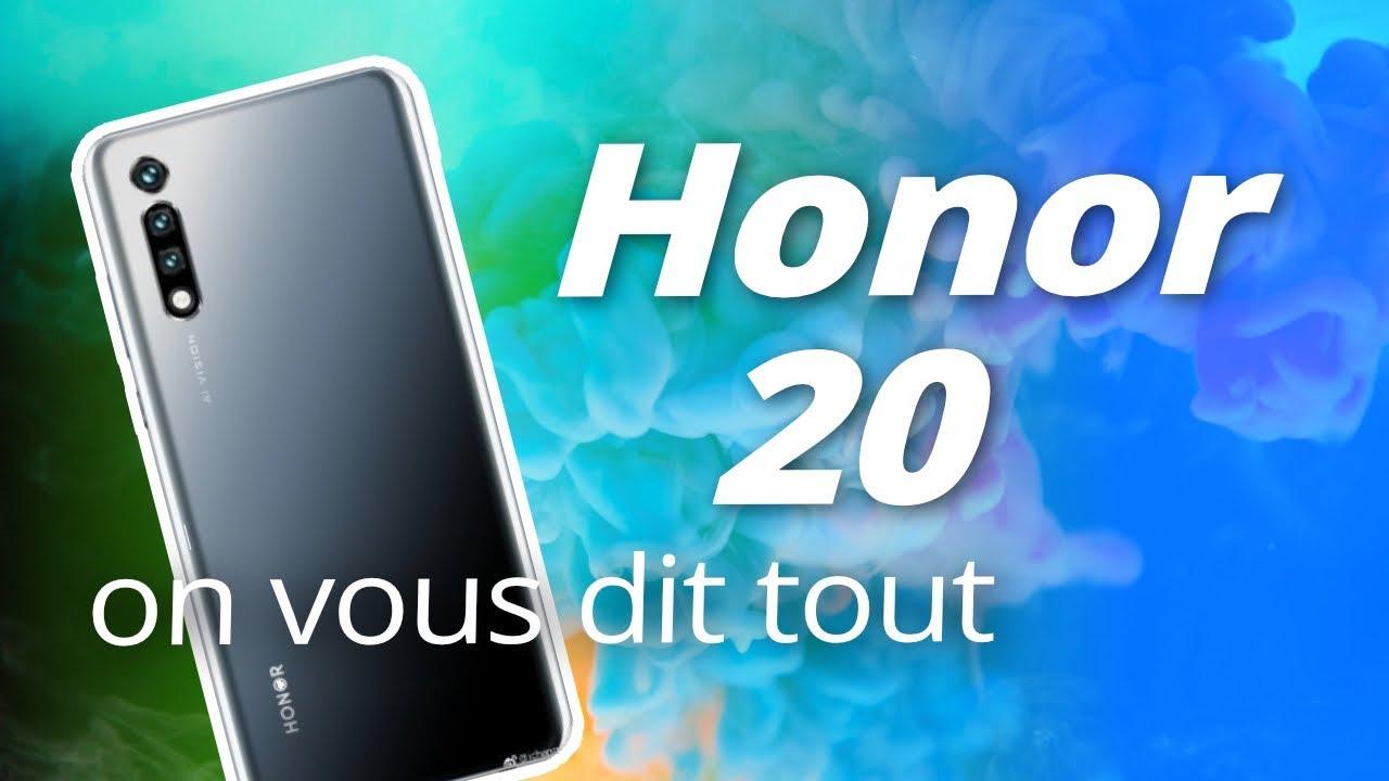 Honor 20 : tout ce qu'il faut savoir avant l'annonce !