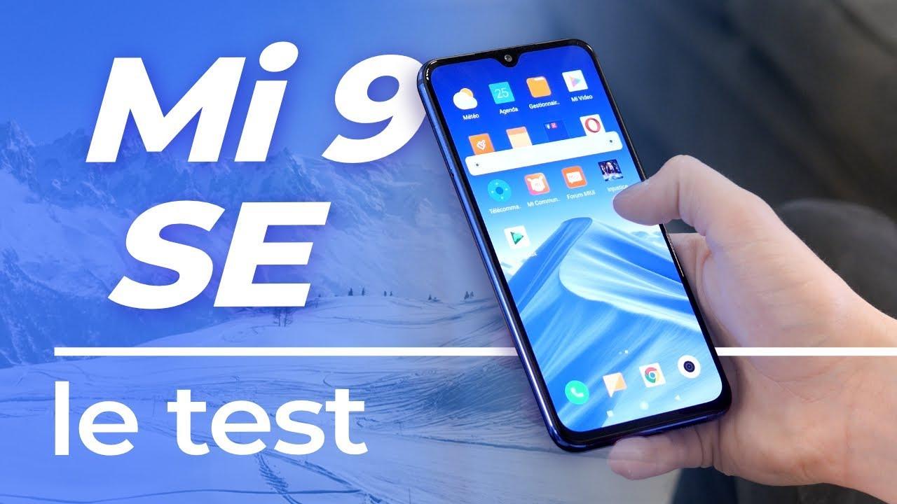 Samsung A BATTU Xiaomi... ou presque [Test Xiaomi Mi 9 SE]