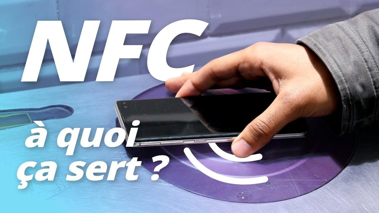 Paiement mobile, transports, partage de fichiers : le NFC c'est la vie !