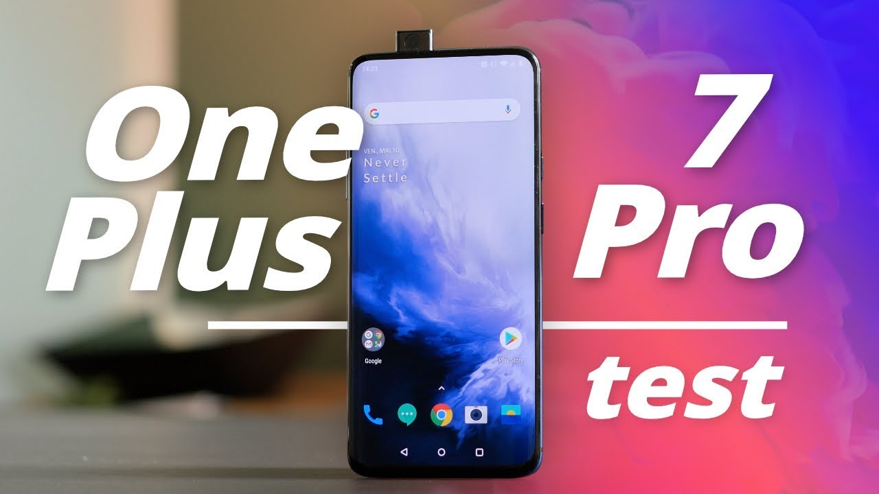 TEST ONEPLUS 7 PRO : la PERFECTION... ou presque