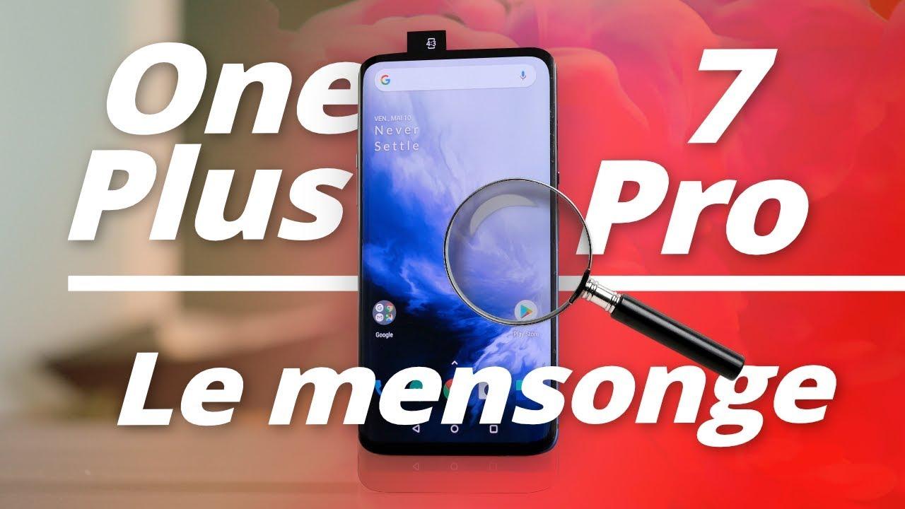 FOCUS sur le ZOOM du ONEPLUS 7 PRO !
