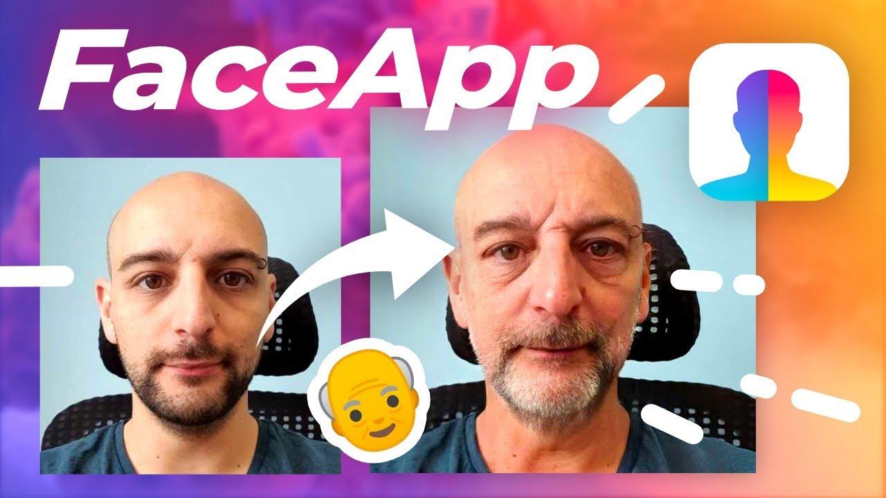 FaceApp : un DANGER pour la vie privée ?