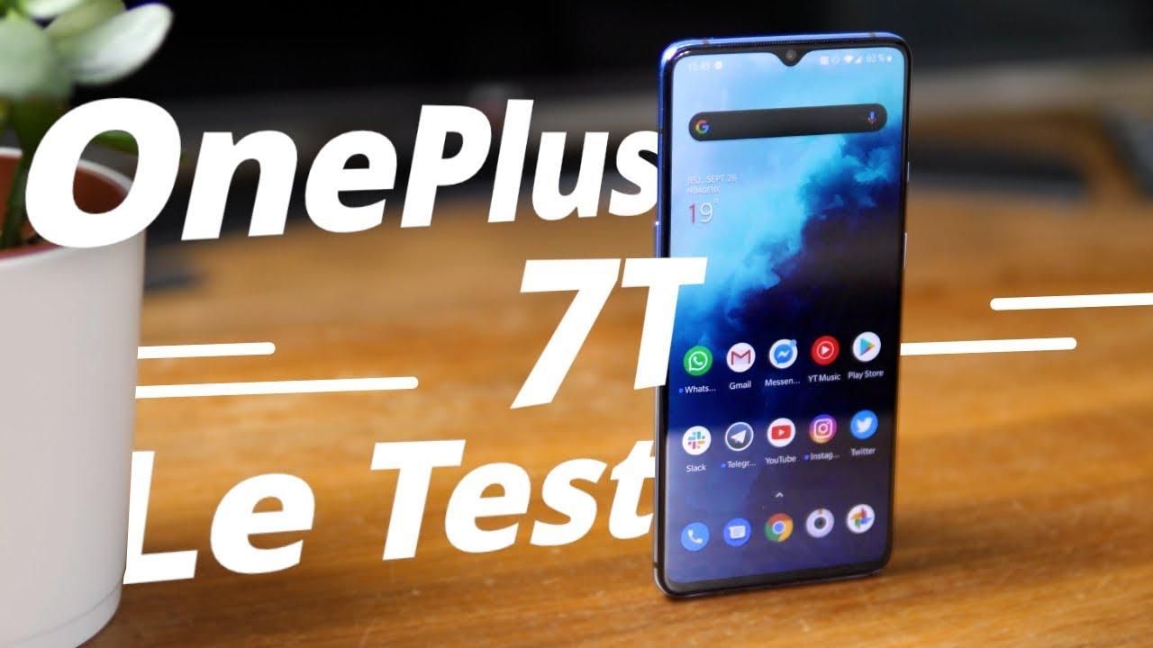 TEST OnePlus 7T : 90 Hz de BONHEUR !