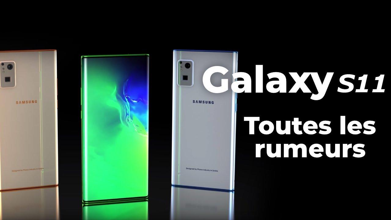 Samsung Galaxy S11 : Exynos 990 officiel ! Écran 120 Hz et capteur 108 MP de prévu ?