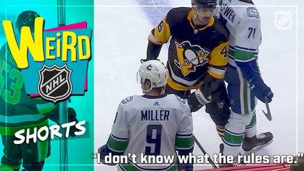 Weird NHL Shorts: Pt. 8 | Goal! Wait, no goal! Wait, what?