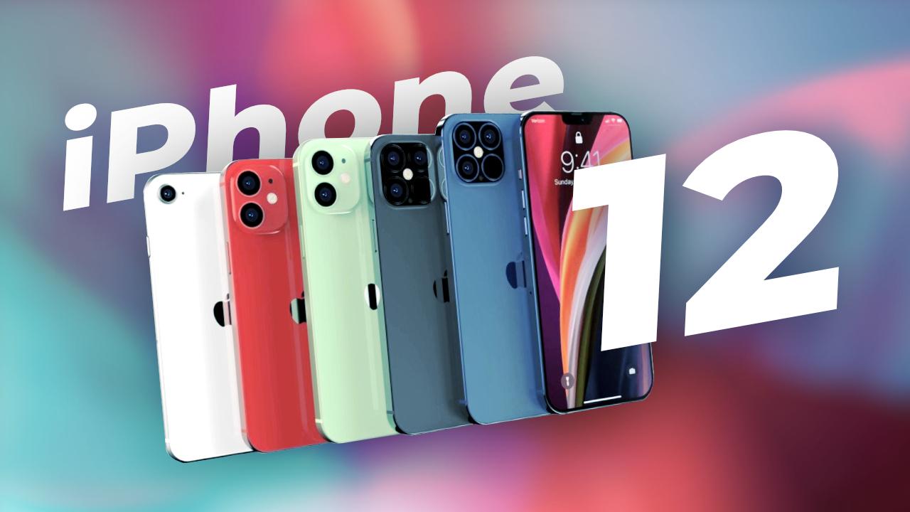 IPhone 12 Pro - NOUVEAU Design, 5G Et Écran 120 Hz ? BRID