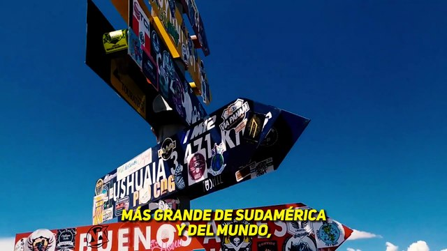 Salinas Grandes en Jujuy