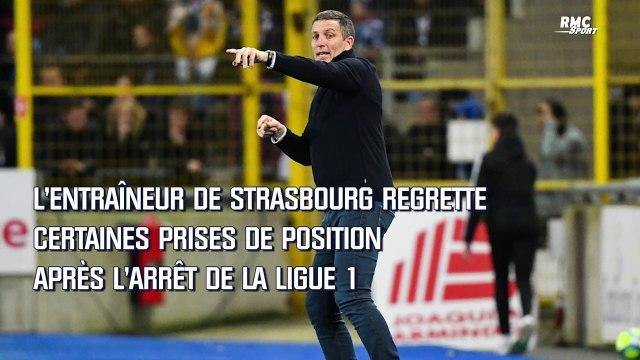 "Ligue 1 : ""Tu te fous de savoir si tu termines 6e, 10e ou 11e"" lâche Laurey"