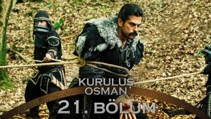 Kuruluş Osman 21. Bölüm