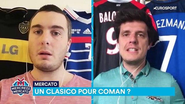 """Coman et la piste Barça : """"Le risque, c'est aussi d'avoir un destin à la Dembélé"""""""