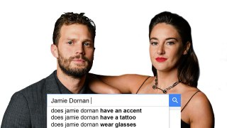 Jamie Dornan & Shailene Woodley Answer the Web's Most Searched Questions