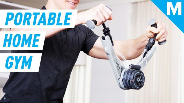 This workout device is like a portable home gym — Future Blink
