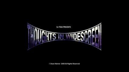 Dj Trax - Thoughts In Widescreen