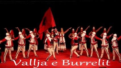 Vallja e Burrelit (Live)