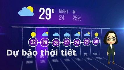 14/05/2020 Vietnam weather forecast