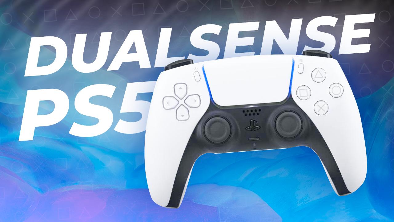 DUALSENSE - La Nouvelle Manette PS5 Dévoilée Par Sony !