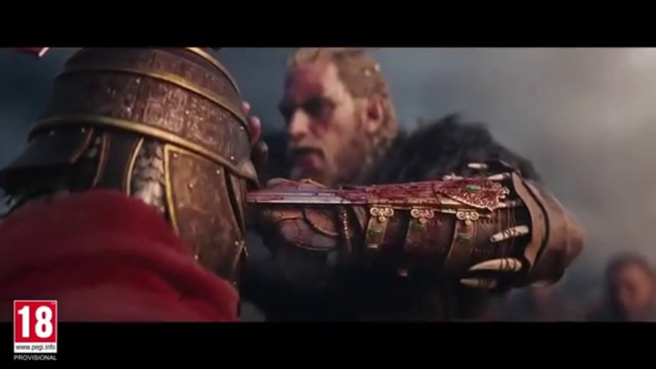 Assassin S Creed Valhalla Cinematic World Premiere Trailer Ps4
