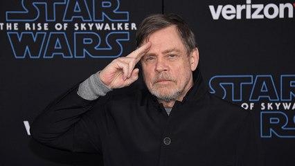 Mark Hamill will nicht mehr als Luke Skywalker vor der Kamera stehen