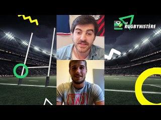 Le Rugbynistère à domicile avec Nathan Decron